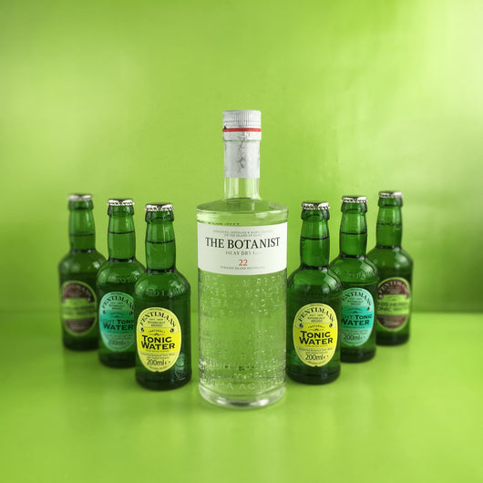 The Botanist Tasting Box - Project G&T - Gin Tonic Geschenksets - Gin Sets