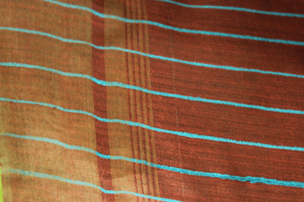 | Vino | - Staple Viscose saree with pure tussar palla.TCB-VIS2-MS1