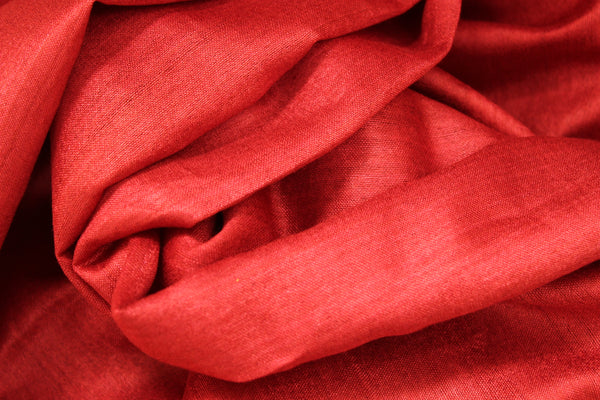 | Sindhoor | - Red Staple Viscose saree with pure tussar palla.