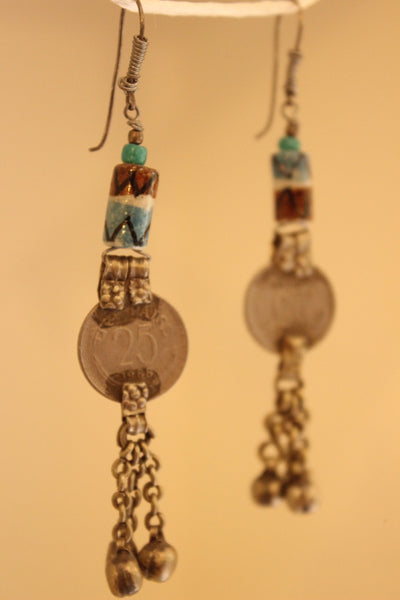 Sikka Ceramic Earrings. B-EA-060