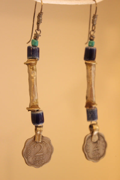 Sikka Ceramic Earrings. B-EA-042