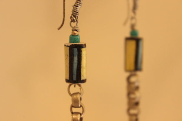 Sikka Ceramic Earrings. B-EA-063