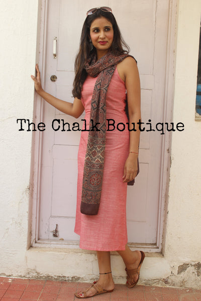 Slip Maxi Dress GC-D-97R-The Chalk Boutique