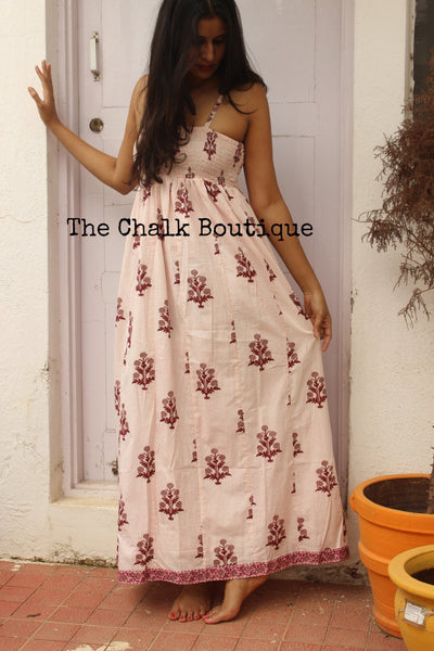 Easy Breezy Maxi Dress. GC-D-91-The Chalk Boutique