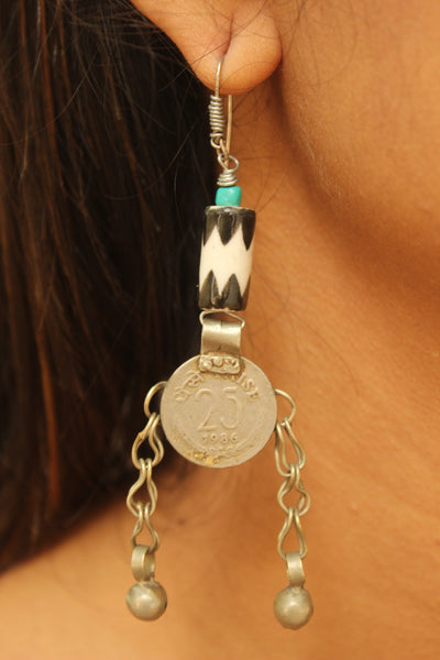Sikka Ceramic Earrings. B-EA-210