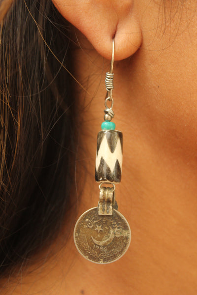 Sikka Ceramic Earrings. B-EA-209