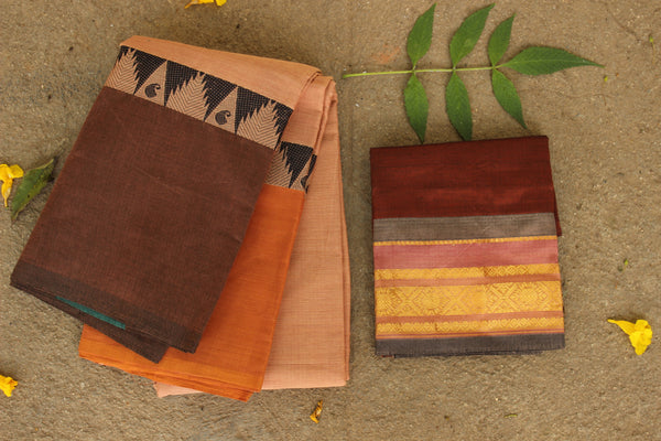 Chettinad cotton saree. Code- RK-CH2-C29