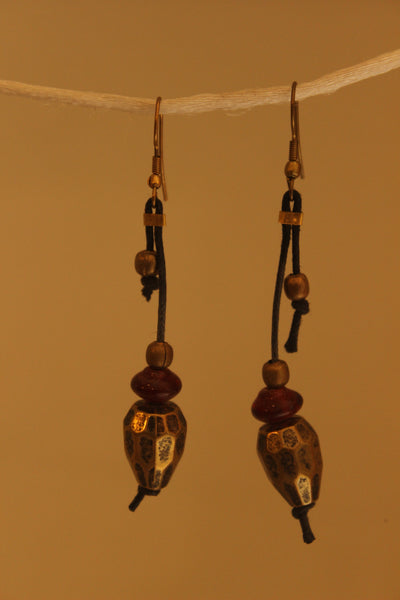 Delicate Drop earrings. ERR-OCT-21A