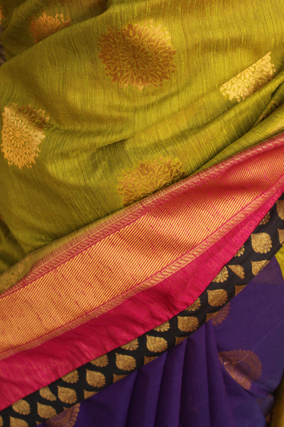Fusion Saree AS341