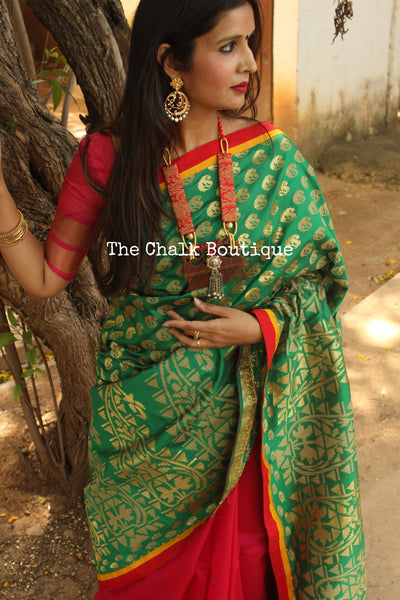 Fusion Saree AS326