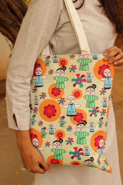 Everyday Dolls tote bag AS-BAG-5