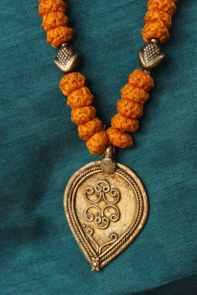Lambani Tribal Adjustable  Dori Necklace TCB-JWL-7047