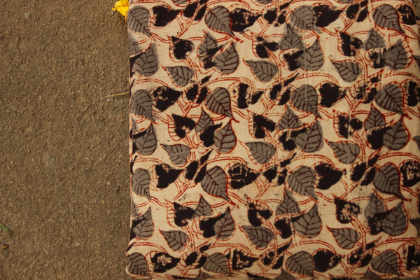 Handwoven malkha cotton fabric. TCB-MKHA-6
