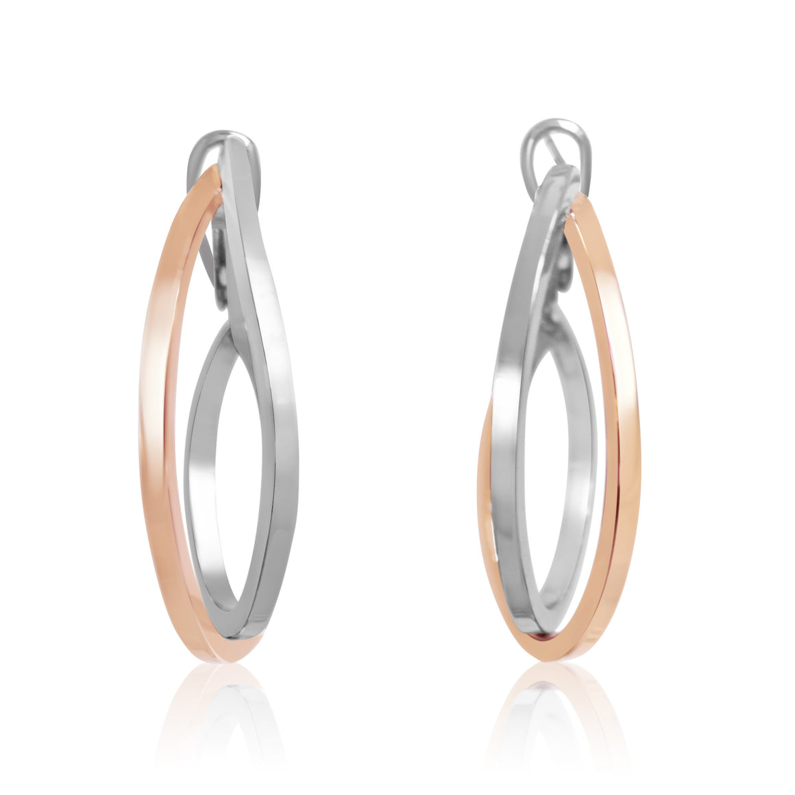 Twist Modern  Hoop - 2 colours