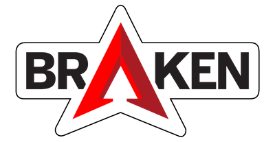 Braken Wear Stickers