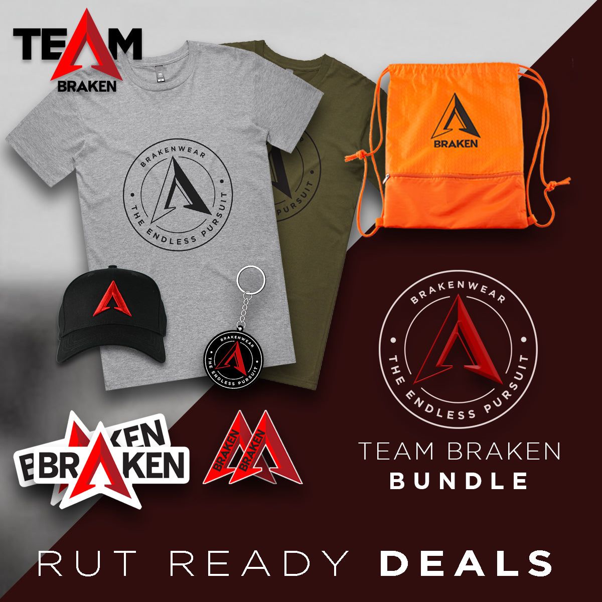 Team Braken Bundle