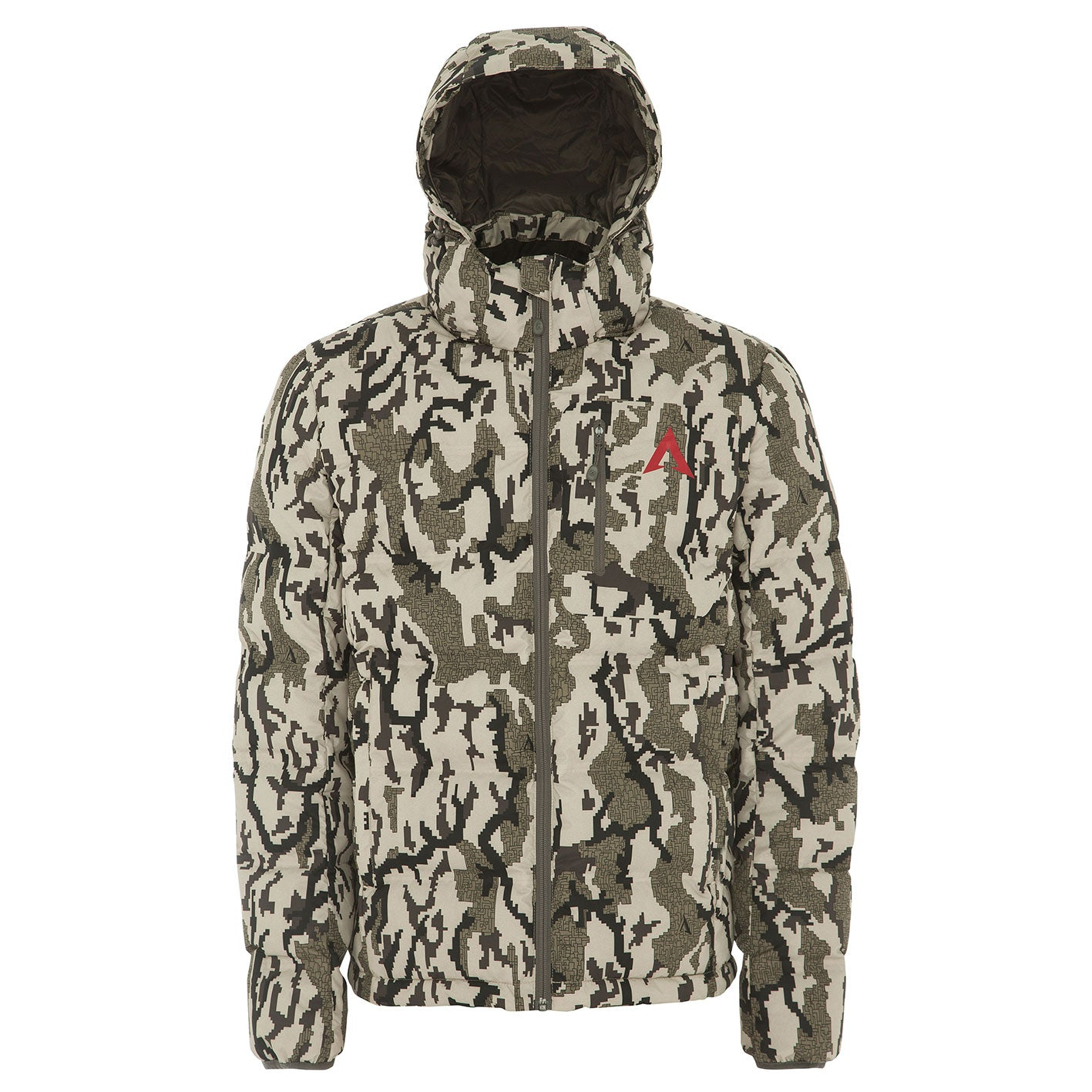 ULTIMATE HOODED DOWN JACKET