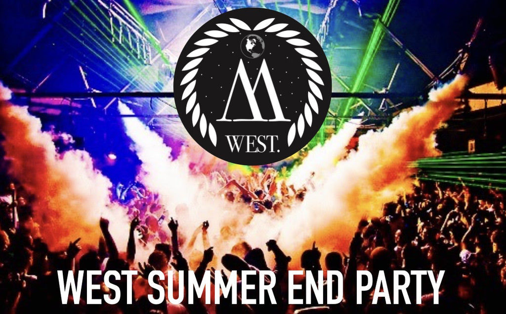 WEST. Event - 16 - Summer End Party