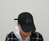 WEST. Black & Silver Dadcap
