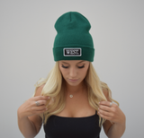 Forest Green Toque