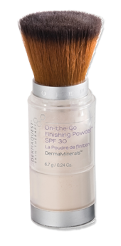 On The Go Finishing Powder SPF30