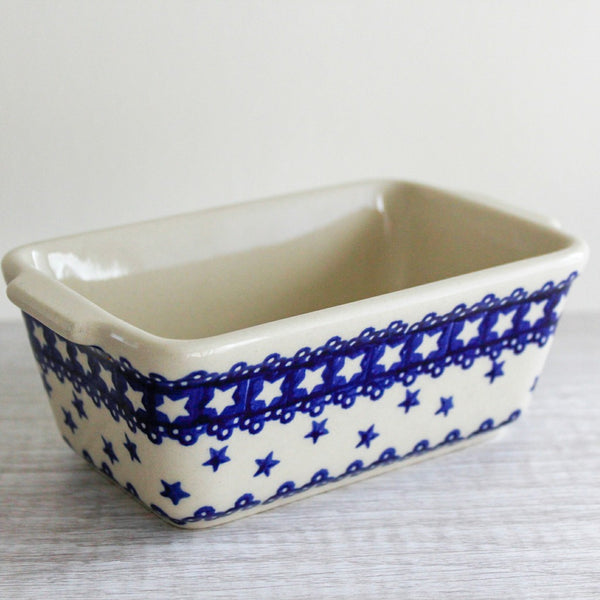 "Polish Pottery 6"" Bakeware -  the design shoals"