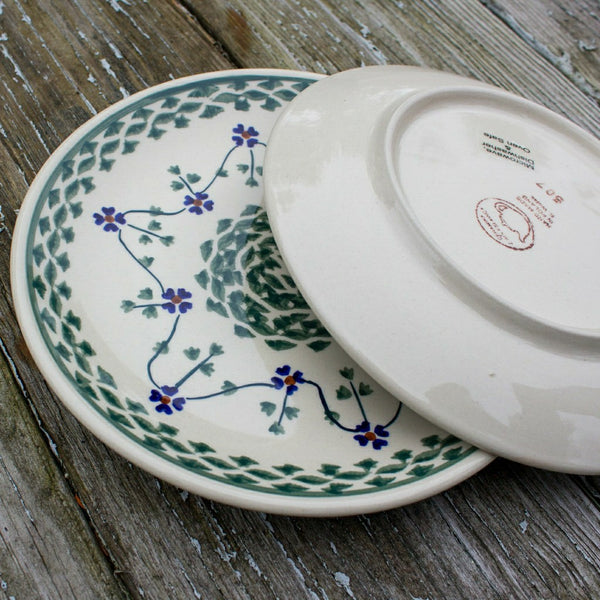 Polish Pottery Plates -  the design shoals