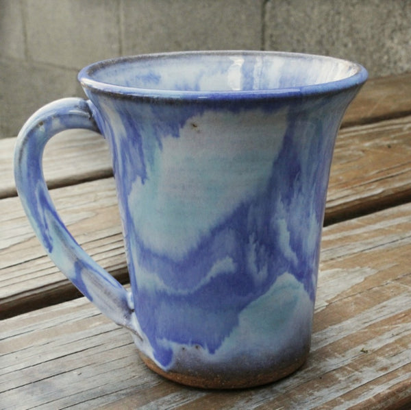 Handmade Coffee Mug -  the design shoals
