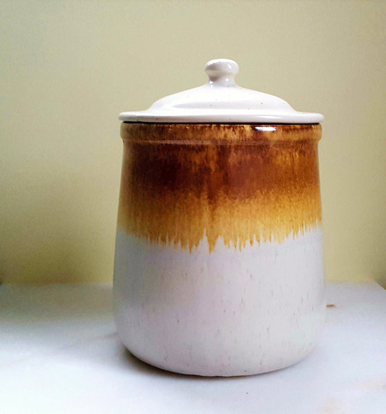 McCoy Vintage Canister -  the design shoals