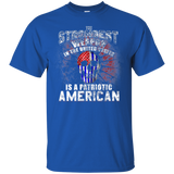 The Strongest Weapon In The United States Is A Patriotic American T-Shirt