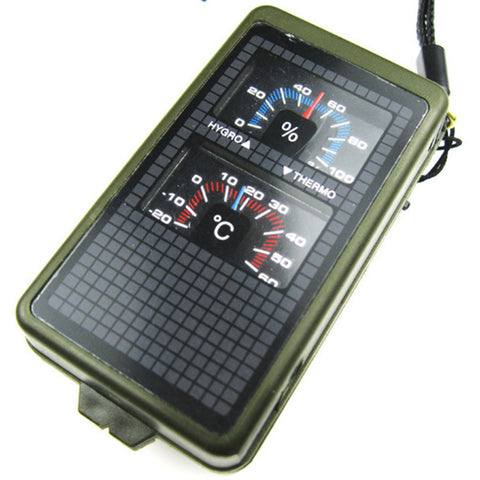 10 in 1 Multi-function Compass