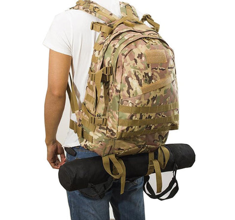 Backpack - Military Tactics Backpack 40L