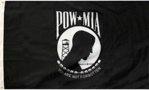 Flag - You Are Not Forgotten POW MIA Flag