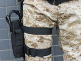 Gun Holster - Waterproof Adjustable Leg/Thigh Gun Holster