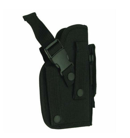 Holsters - BLACK Ambidextrous Pistol Holster