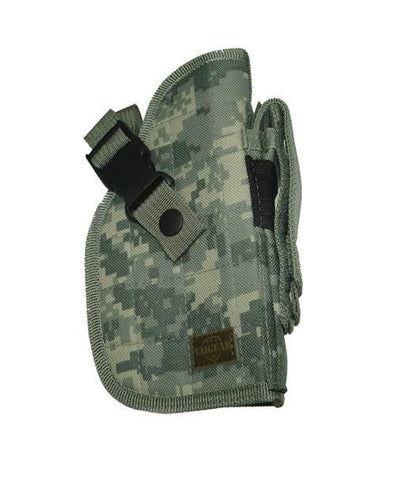 Holsters - Camouflage Belt Gun Holster Right Handed