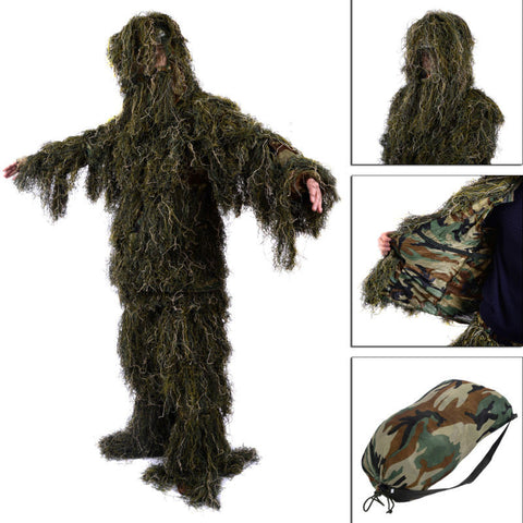 Hunting Camo - Ghillie XL/XXL Camo Suit