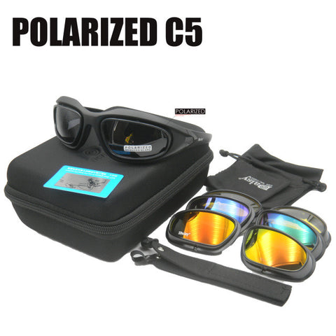 Polarized C5 Sunglasses