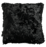 Black Alpaca cushion