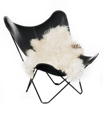 White Austrian Sheepskin
