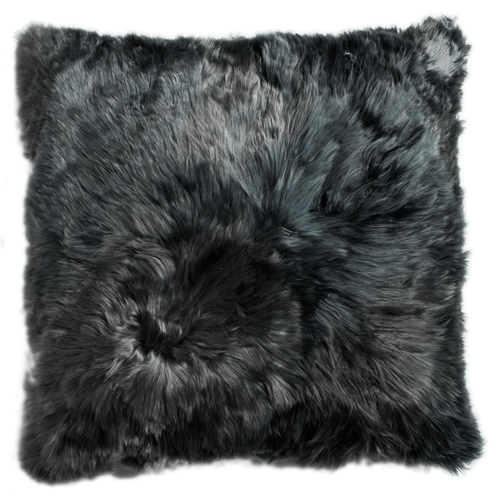 Steel Alpaca cushion