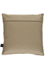 Grey begie Cow Hide leather cushions_02