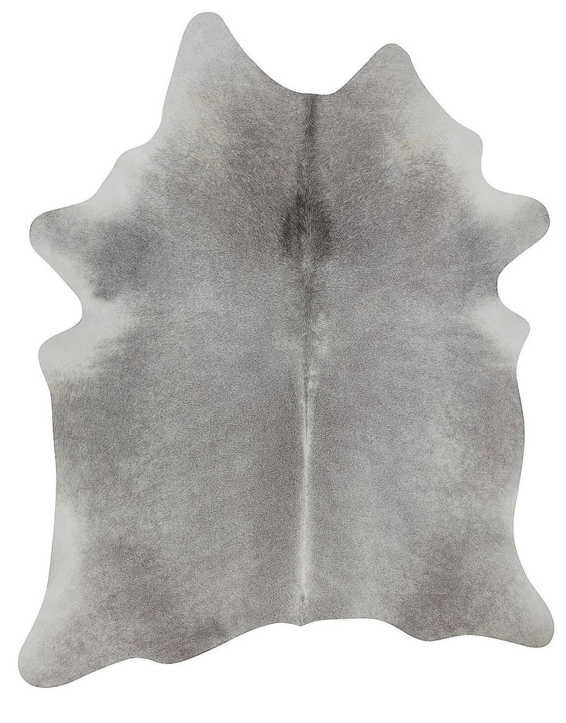 Light Grey cow hide rug