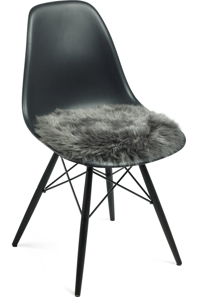 Steel New Zealand Sheepskin Seat Covers With Long Wool