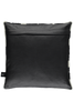 Black and white Cow Hide leather cushions_02