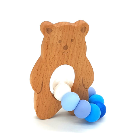 Wholesale 'The Blues' Baloo Teether