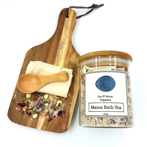 Wholesale Ivy & Moon Organics - Mama Bath Tea