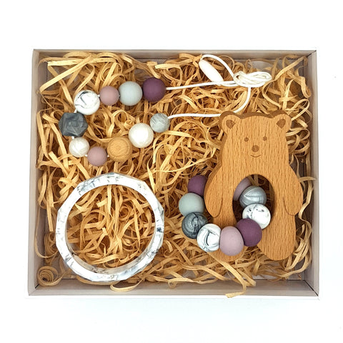 Ash Rose & Plum Gift Set