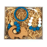 Biscay Blue Gift Set