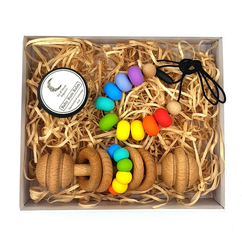 Bright Rainbow Boxed Gift Set